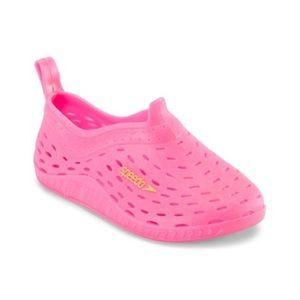 Small (5/6) Toddler Girls Speedo Water Jellies